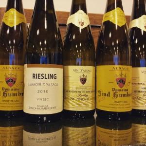 Olivier Humbrecht wines